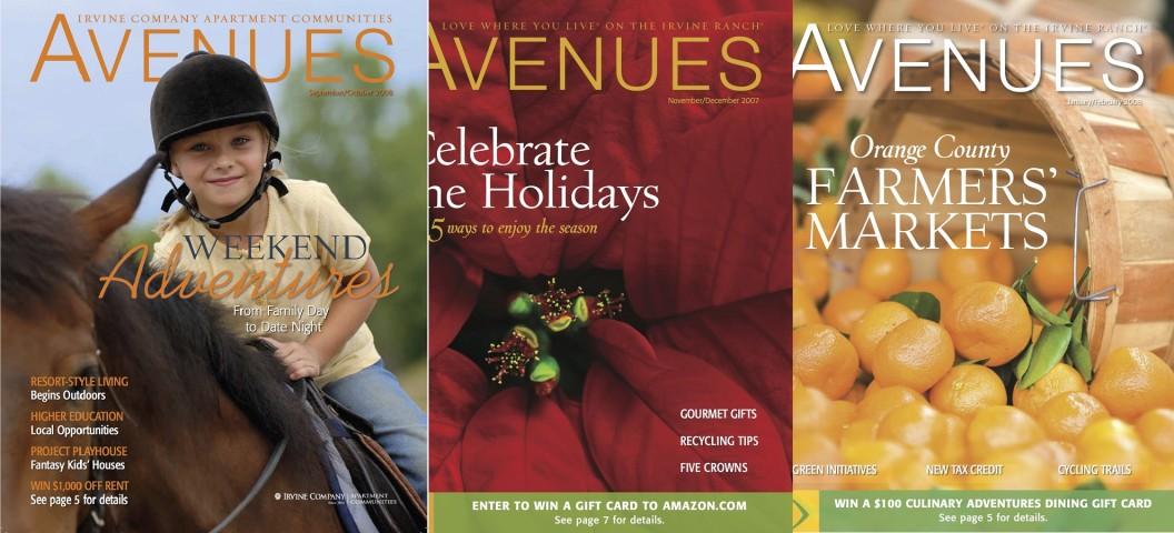 Avenues Magazine