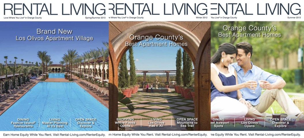 Rental Living Magazine