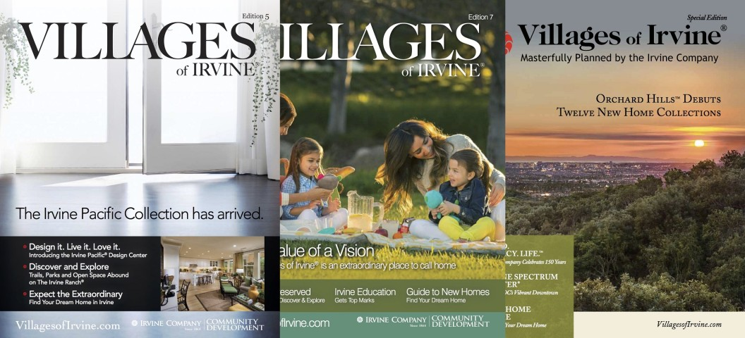 Villages of Irvine Magazine